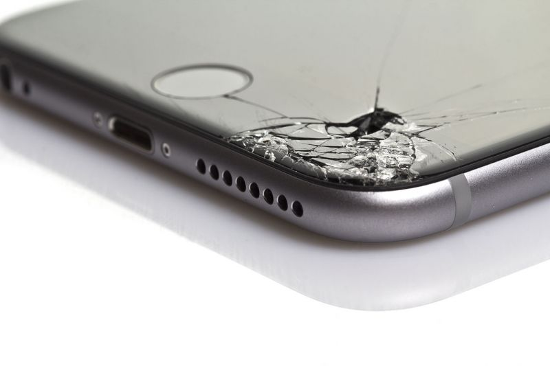 АКЦИЯ ГОДА!!! Замена стекла iPhone 6 - 1500  грн.
